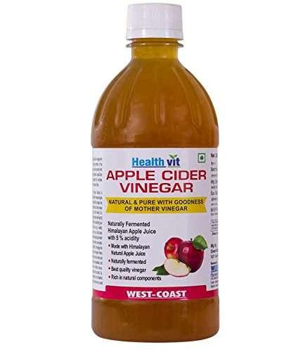 Healthvit Apple Cider Vinegar (500ml)