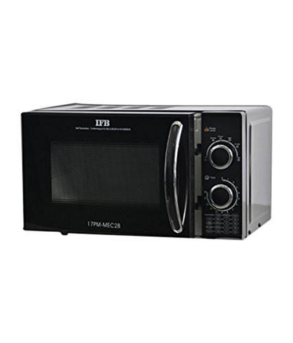 IFB 17PM-MEC2B 17 Ltr Solo Microwave Oven Black
