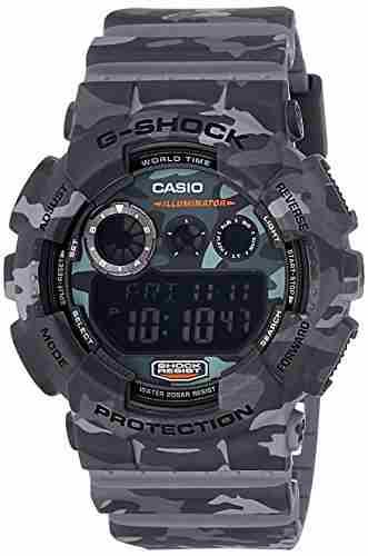Casio G-Shock G514 Digital Watch (G514)