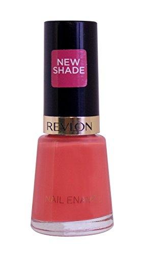 Revlon Nail Enamel, 8 ML 504 Peach Blast