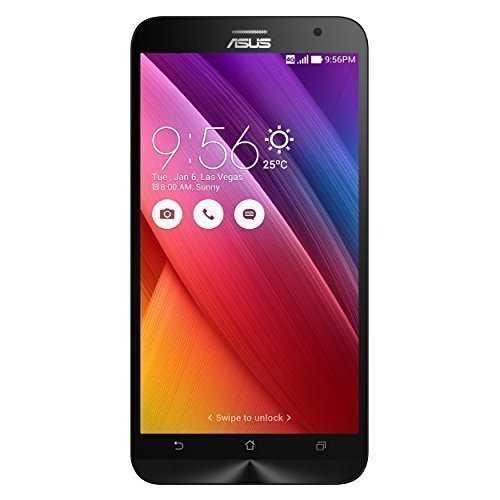 Asus Zenfone 2 (Asus ZE551ML) 32GB 4GB RAM Silver Mobile