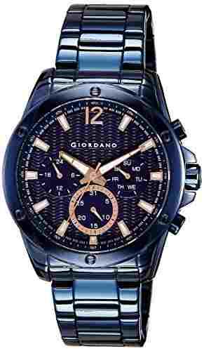 Giordano 1731 55 Clooney Analog Watch