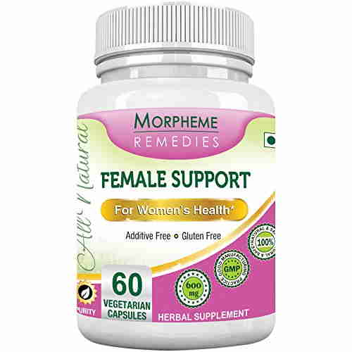 Morpheme Remedies Female Support Extract 600mg (60 Capsules)