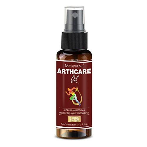 Morpheme Remedies ArthcareOil With Spray (50ml)