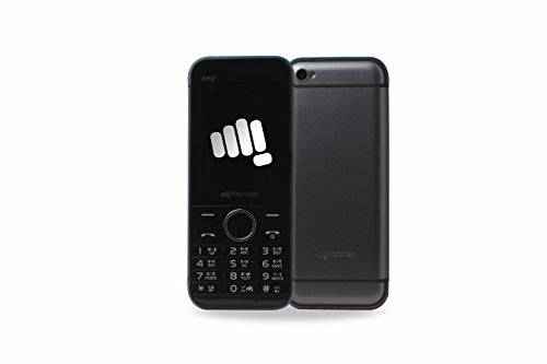 Micromax x707 Grey Mobile