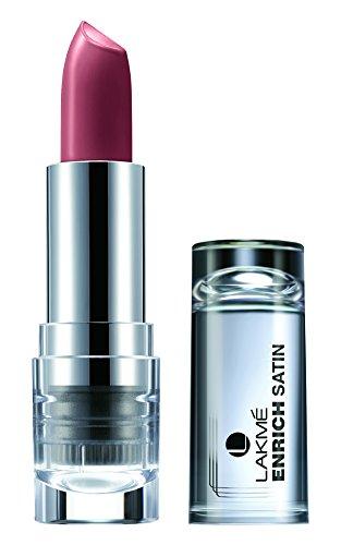 Lakme Enrich Satins Lipstick, Shade R366