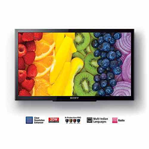 Sony KLV-24P413D LED TV - 24 Inch, WXGA (Sony KLV-24P413D)