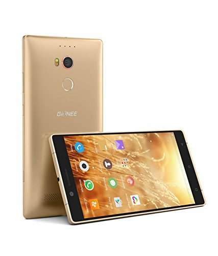 Gionee Elife E8 64GB Gold Mobile