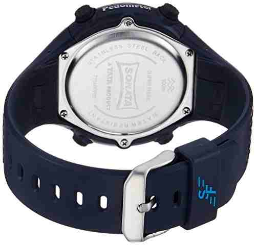 Sonata 77040PP01 Digital Watch