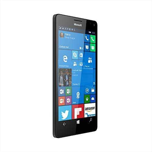 Microsoft Lumia 950 XL 32GB Black Mobile