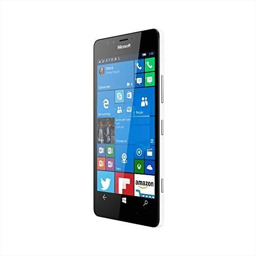 Microsoft Lumia 950 32GB White Mobile