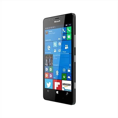 Microsoft Lumia 950 32GB Black Mobile