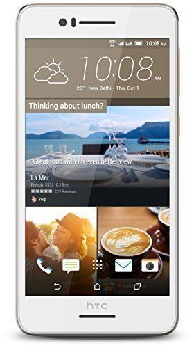 HTC Desire 728G D728H 16GB White Luxury Mobile