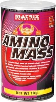 Matrix Nutrition Nutrition Amino Mass (500gm, Chocolate)