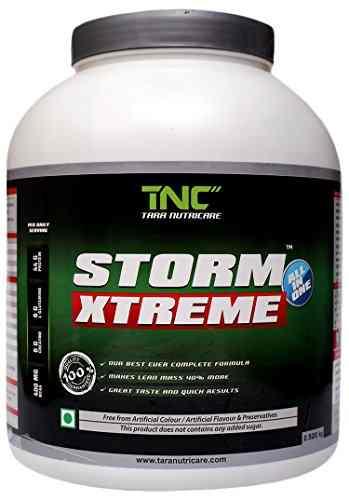 Tara Nutricare Storm Xtreme (2.5Kg, Chocolate)