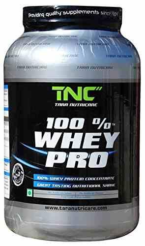 Tara Nutricare 100% Whey Protein (1Kg, Chocolate)