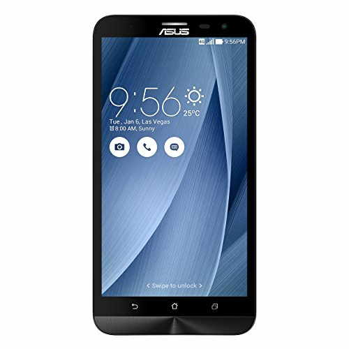 Asus Zenfone 2 Laser (Asus ZE601KL) 32GB Silver Mobile