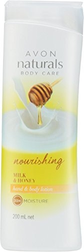Avon Nourishing Milk And Honey Hand And Body Lotion 200ml