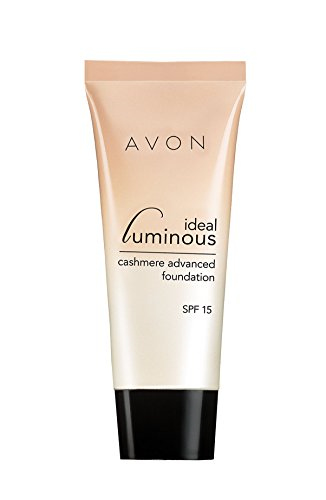 Avon Ideal Luminous Cashmere Advanced Foundation Spf 15, 25 Gm