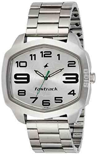 Fastrack 3119SM03 Analog Watch