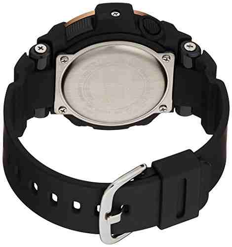 Casio Baby-G BGA-210-1BDR (BX045) Analog Digital Black Dial Women's Watch