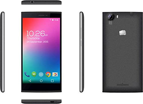 Micromax Canvas Play 4G Q469 16GB Grey Mobile