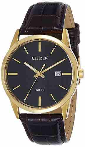 Citizen BI5002-06E Analog Black Dial Men's Watch