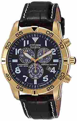 Citizen BL5472-01E Analog Black Dial Men's Watch