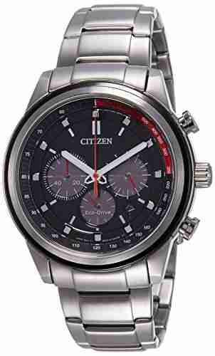 Citizen Eco-Drive CA4034-50F Analog Watch