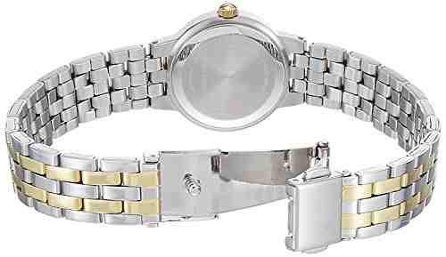 Citizen EJ6104-51A Analog Silver Dial Women's Watch (EJ6104-51A)