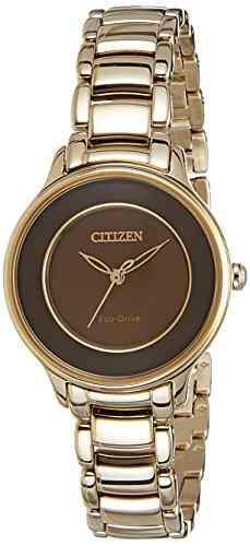Citizen EM0382-51W Analog Watch