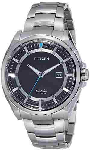 Citizen AW1401-50E Analog Black Dial Men's Watch