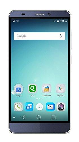 Micromax Canvas Mega Q417 (Micromax Q417) 16GB Blue Mobile