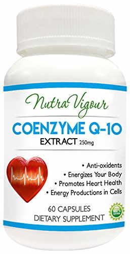 Perennial Lifesciences Coenzyme Q-10 Extract 250mg (60 Capsules)