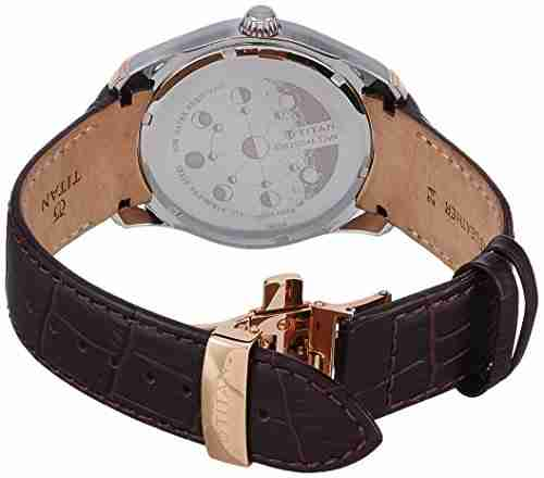 Titan 1665KL01 Analog Watch (1665KL01)