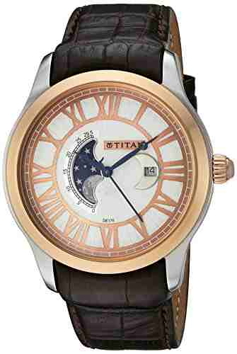 Titan 1663KL01 Analog Watch