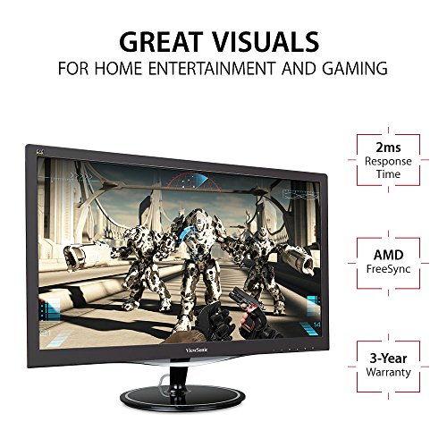 Viewsonic VX2757-MHD 27-inch Monitor