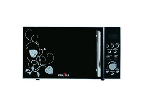 Kenstar KJ20CSL101 20 Lts Convection Microwave Oven Black