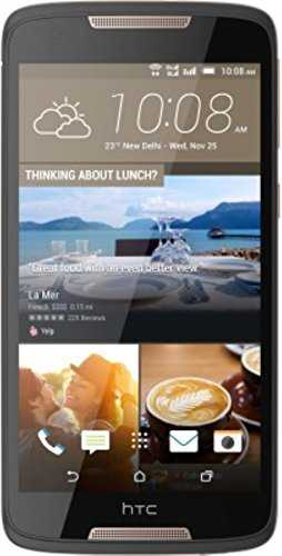 HTC Desire 828 16GB Dark Grey Mobile