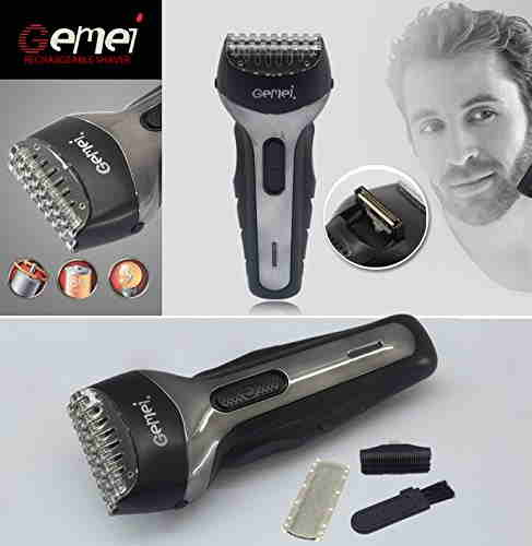 Gemei GM 9003 Popup Rechargeable Shaver