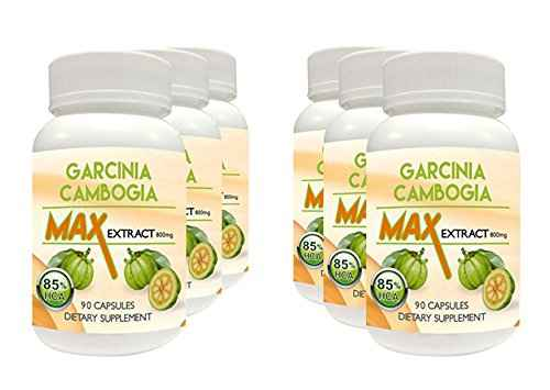 Perennial Lifesciences Garcinia Cambogia Max Extract (800 mg, 60 Capsules)