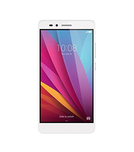 Honor 5X 16GB Silver Mobile