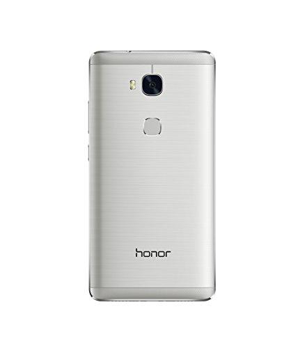 Honor 5X (Huawei Honor 5X) 16GB Silver Mobile