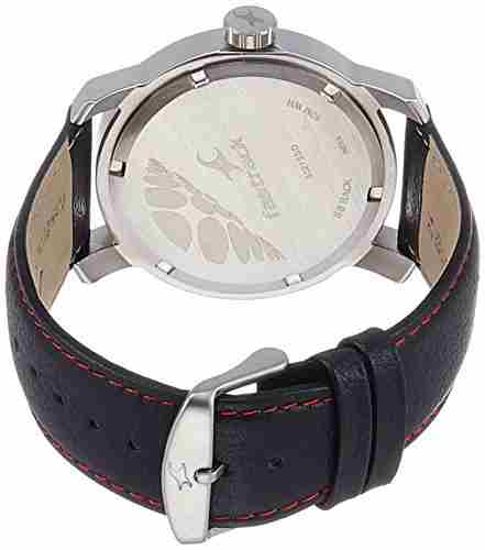 Fastrack 3021SL04 Analog Black Dial Men's Watch