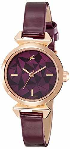 Fastrack NG6131WL01 Analog Multi Colour Dial Women's Watch