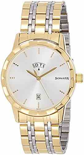 Sonata 7113BM01 Analog Watch