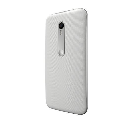 Moto G 3rd Generation 8GB White Mobile