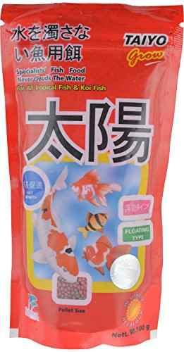 Taiyo Grow Fish Food (100 gm, Pack of 5)
