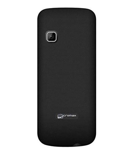 Micromax X605 Black Mobile
