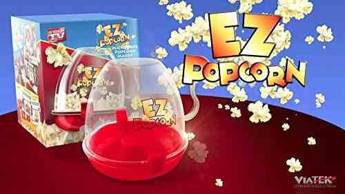 Vaitek Ezp01 Ez Popcorn Maker